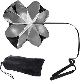 PIRADO Speed Parachutes Power Training Umbrella Chute, Speed & Agility Training Equipment