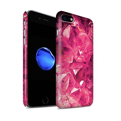 Stuff4 Telefoonhoesje/Cover/Skin/IP-3DSWM / Geboorte/Edelsteen Collectie Apple iPhone SE 2020 Oktober/Toermalijn
