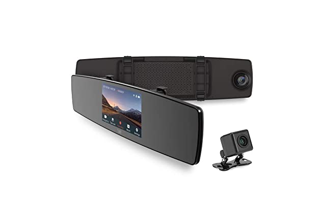 Best mirror dash cameras for cars | Amazon com