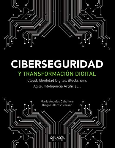 Ciberseguridad y transformación digital: Cloud, Identidad Digital, Blockchain, Agile, Inteligencia Artificial... (Títulos Especiales)