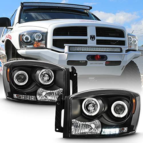 06 dodge ram headlight assembly - 4