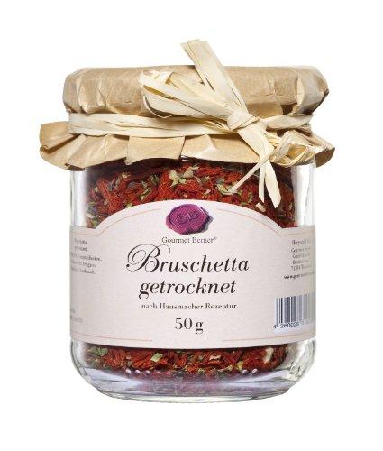 Berners Feinkost Delikatessen Bruschetta getrocknet - 50 gr