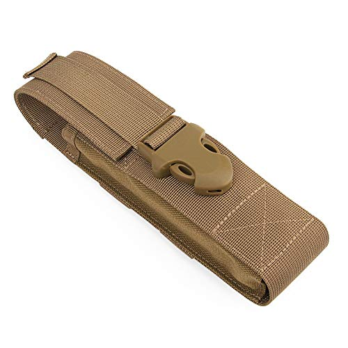 Bolsas Escolares Mochilas Infantiles Nylon Tactical Flashlight Bag Kit de Camuflaje multifunción Crowbar Military Fan Pocket