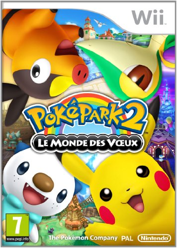 Third Party - Poképark 2 : le monde des voeux Occasion [ WII ] - 0045496401269