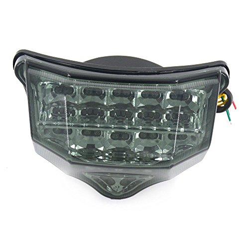 Luz trasera LED de freno y giro para Yamaha FZ6 Fazer 600 de