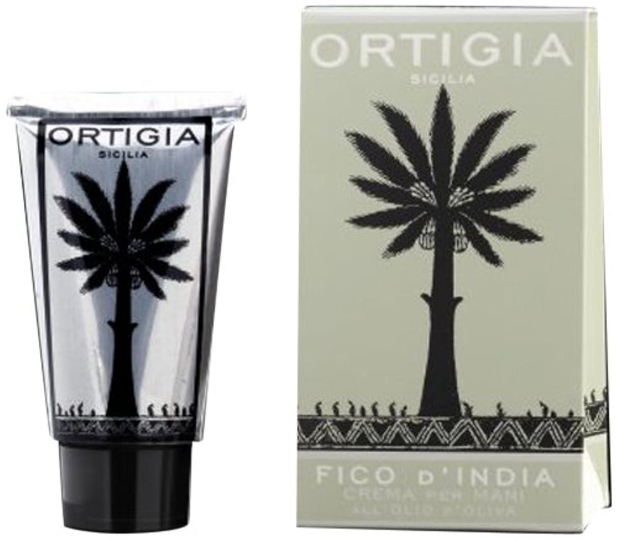 ORTIGIA(オルティージャ) ハンドクリーム フィーコディンディア 75mL