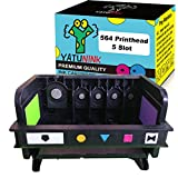 YATUNINK Remanufactured Printhead Replacement for HP 564 Printer Head 564 PrintHead 5-Slot CB326-30002 CN642A Fit D7560 7520 C5373 C6350 D5460 7525 Printer(1 Pack)