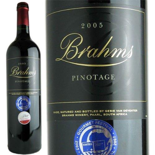 ブラハム ピノタージュ 2015 南アフリカ 赤ワイン 750ml