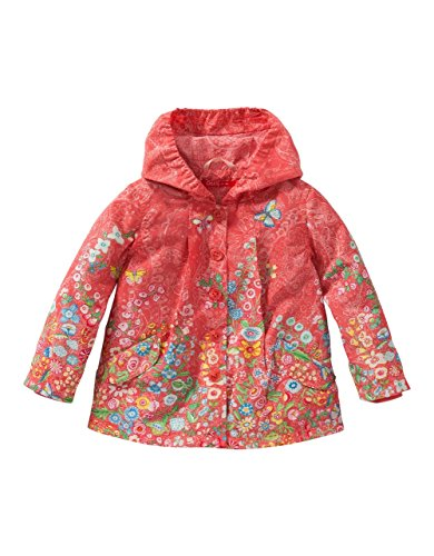Oilily Mädchen Charlotte Coat Jacke, Rot (Red 19), 104