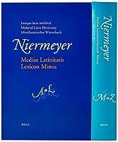 Mediae Latinitatis Lexicon Minus: Lexique Latin Medieval - Medieval Latin Dictionary - Mittellateinisches Worterbuch
