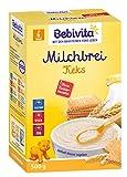 Bebivita Milchbrei Keks, ohne Zuckerzusatz, 2er Pack (2 x 500g)