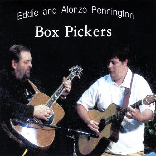 Eddie Pennington and Alonzo Pennington