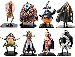 Seven Warlords of the Sea One Piece DX Figure King Vol.1 ~ Vol.4 all eight species set (japan import) by Banpresto