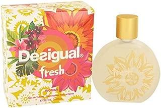 Desigual Fresh by Desigual Eau De Toilette Spray 3.4 oz