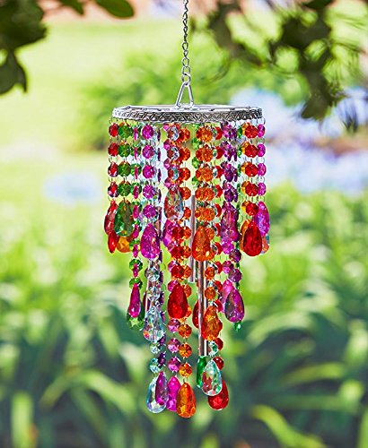 Chandelier Wind Chimes Multi-Color