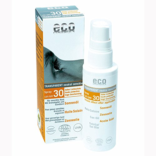 eco cosmetics Sonnenöl Spray LSF30 50ml