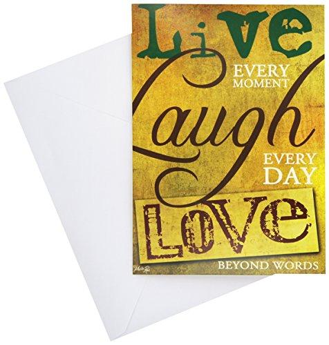 Divinity Boutique 21241N - Tarjetas de felicitación, diseño con texto en inglés