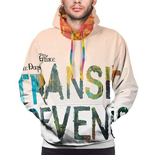 GFHDG Three Days Grace Transit of Venus Classic Sports Mans Hoodie Sweatshirt