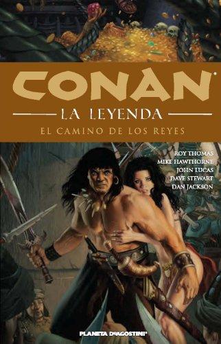 Conan La leyenda nº 11/12: Camino de reyes