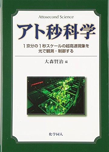 アト秒科学: 1京分の1秒スケールの超高速現象を光で観測・制御する