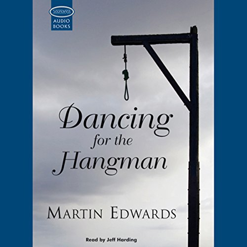 Dancing for the Hangman audiobook cover art