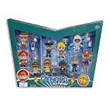 Famosa Pinypon Action - Pack 10 Figuras 700015433