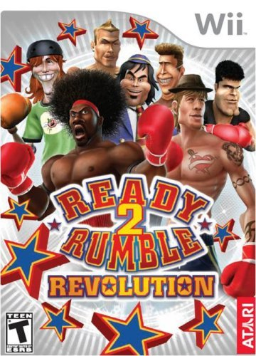 Ready 2 Rumble: Revolution - Nintendo Wii by Atari