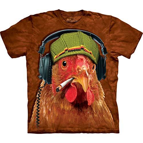 fried chicken shirt - 1
