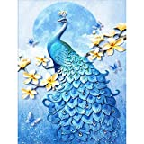 Pentoa Diy 5D Diamond Painting Completo Kits Pájaro, Animal Kit De Pintura De Diamantes Pintura 5D, Craft Bordado De Punto De Cruz ManualidaDes Para Home Decoración De Pared 30x40cm.