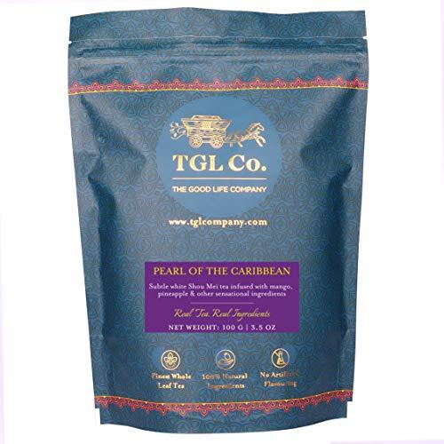TGL Co. The Good Life Company Pearl of The Caribbean White...