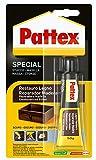 Pattex 1476786 Special Restauro Legno, 50 g, Scuro