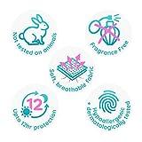 Mum & You Nappychat Öko-Windeln, Größe 4, 3 Packung (114 Windeln) mit Smart-Tube-Technologie für Extra-Auslaufschutz. Hypoallergen, dermatologisch getestet und ohne Lotion, Kleber und Farbstoffe. - 3