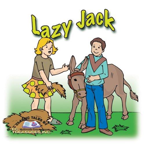 『Lazy Jack』のカバーアート