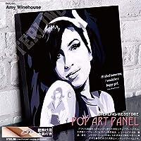 Amy Winehouse/エイミー・ワインハウス/ポップアートパネル/Keetatat Sitthiket キータタット シティケット