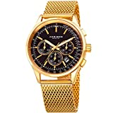 Akribos XXIV Men's Multifunction Watch -...