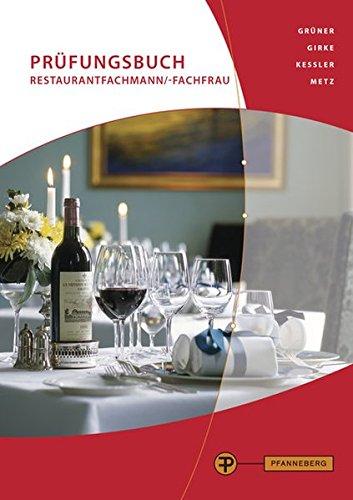 Prüfungsbuch Restaurantfachmann/-frau