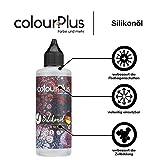 colourPlus® Silikonöl - 82ml - Siliconöl für Pouring - Cell Creator - Silicon Oil - Silikonöl Pouring - Made in Germany - 3