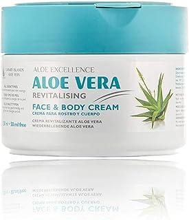 Aloe Vera - Cremas faciales y corporales jabones de glicerina