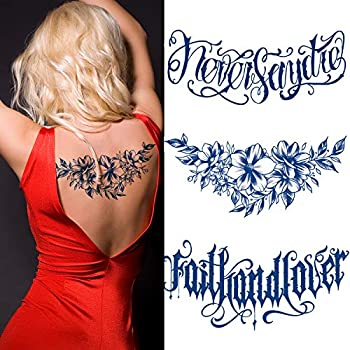 Best words chest tattoo Reviews