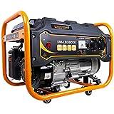 Strahlemann 3300 Watt Benzin-Stromerzeuger Stromaggregat Notstrom Generator 230V mit 7
