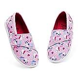 K KomForme Toddler Boys & Girls Shoes Slip On Canvas Sneakers