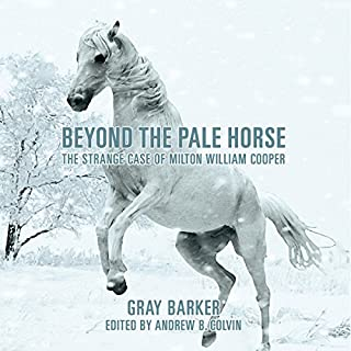 Beyond the Pale Horse cover art