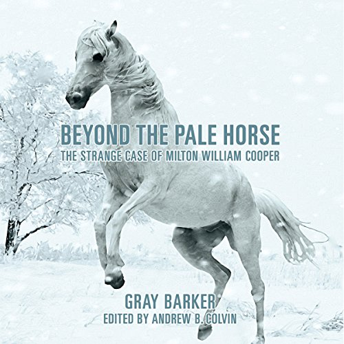 Beyond the Pale Horse audiobook cover art