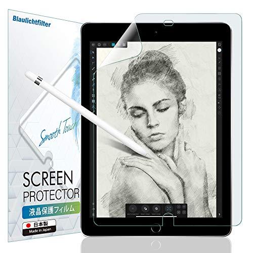 BELLEMOND Blaulichtfilter Paper Displayschutzfolie für iPad 10.2
