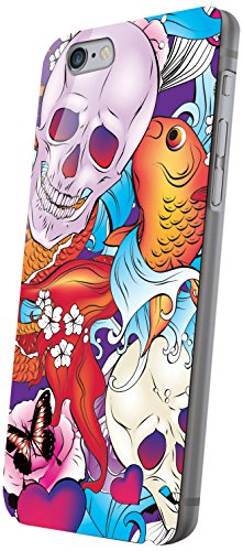 Celly Cover Design Award per iPhone 6 Plus, Teschi Skull