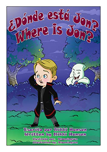 ¿Dónde está Jon? Where is Jon? (Spanish Edition)
