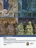 Progetto Giotto. Tecnica artistica e stato di conservazione delle pitture murali nelle cappelle Peruzzi e Bardi a Santa Croce.