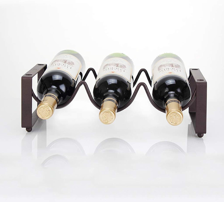 moda clasica JINSH Estante para vinos Estante Estante Estante para vinos Europeo Multi botella Estante para vinos Gabinete para exhibición Soporte para vinos rojos  venta caliente