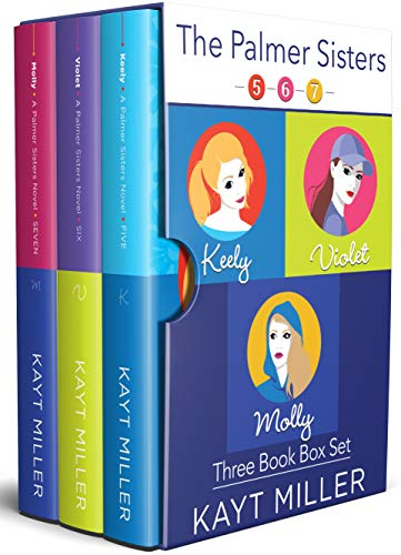 The Palmer Sisters Box Set: Books 5-7 (English Edition)