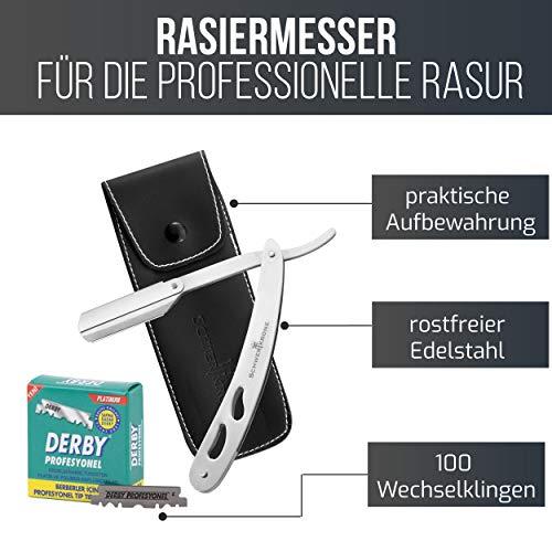 Schwertkrone Rasiermesser - 2